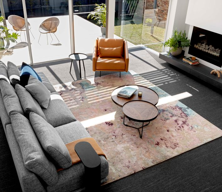Camberwell House by Kirstin Bailey | Featuring Costura Armchair by Stua