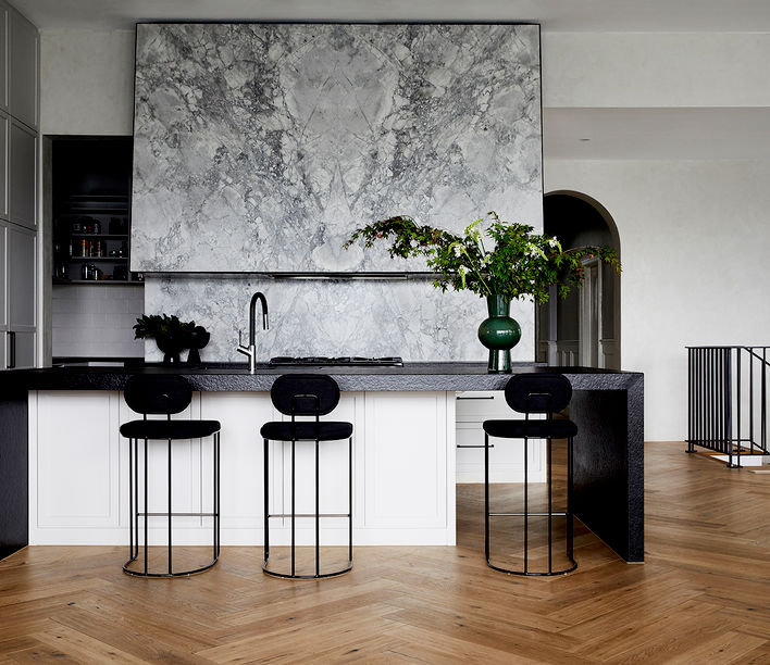 Kew House, Kate Walker Design | Photography by Armelle Habib