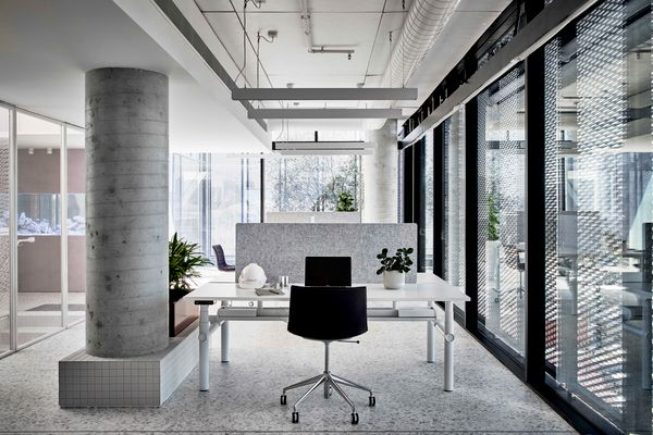 Cobild Offices, designed by Mim Design | Photography by Peter Clarke