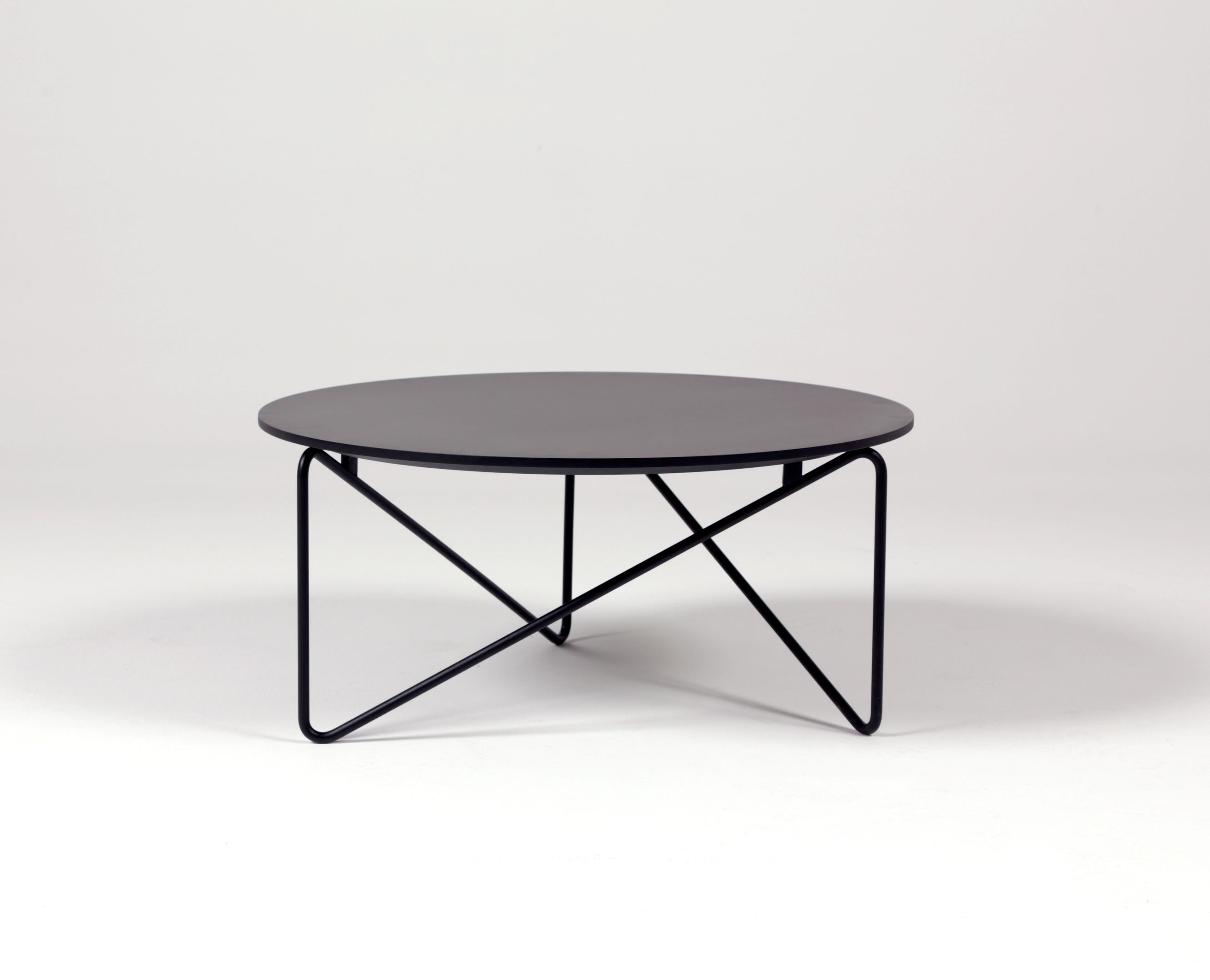 Armchair Table Attachment Polygon Coffee Table | Stylecraft | Coffee Table