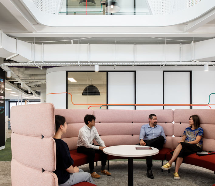 7 Eleven Group designed by Group GSA | Photography by Nicole England