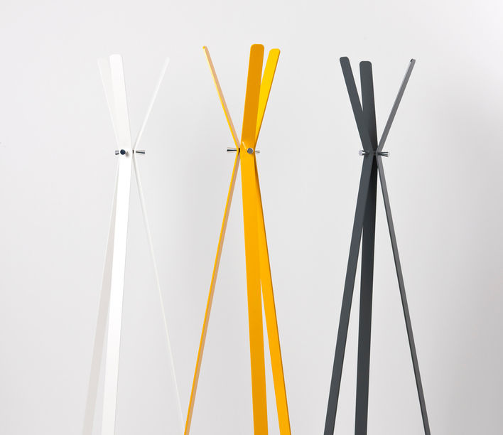 Bend Coat Stand 1