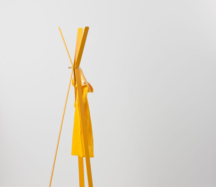 Bend Coat Stand 7