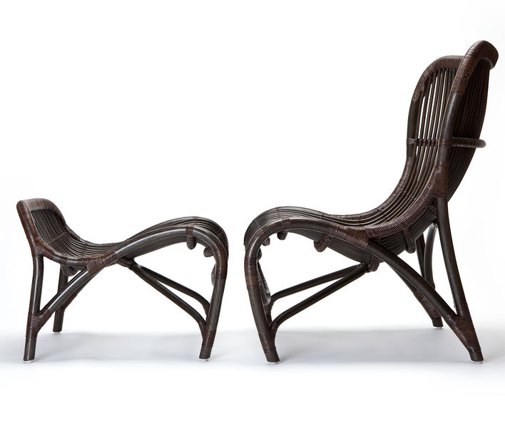 CL170 Relax Lounge Chair - Indoor 5