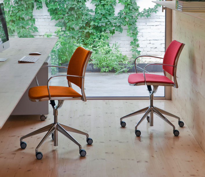 Gas Office Chair 1