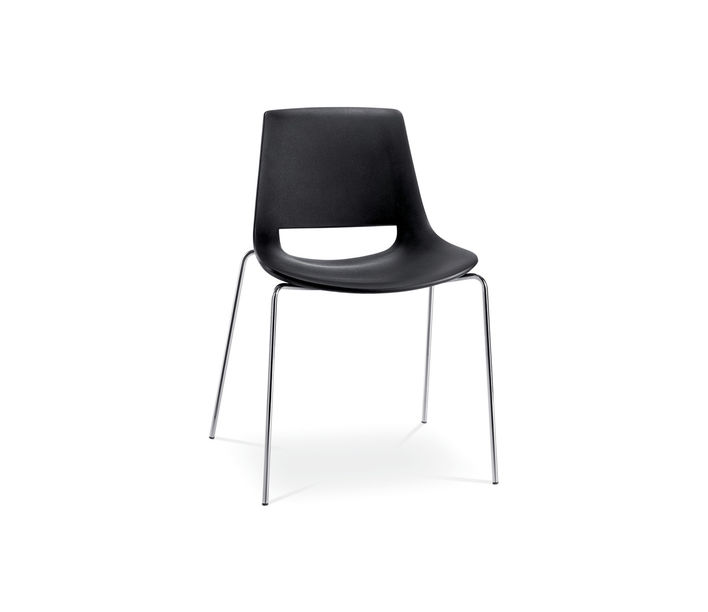 Arper | Palm 4 Leg Chair | Exclusively available from Stylecraft