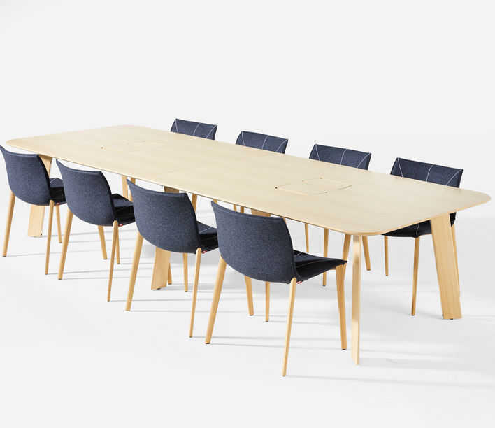 Blade Table by Thinking Works