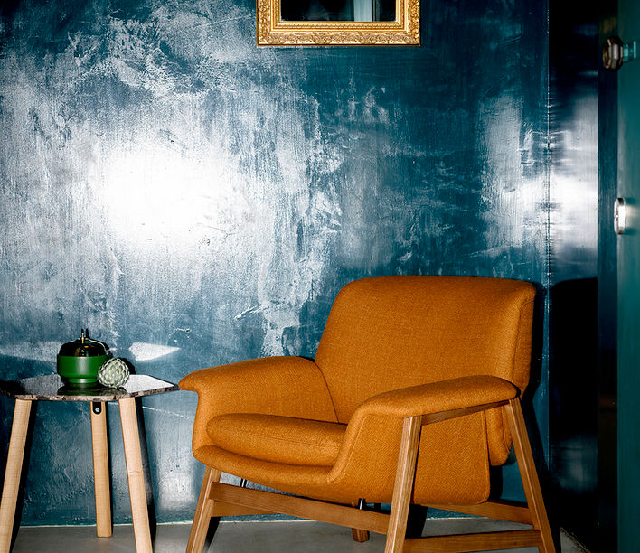 Agnese Armchair by Tacchini