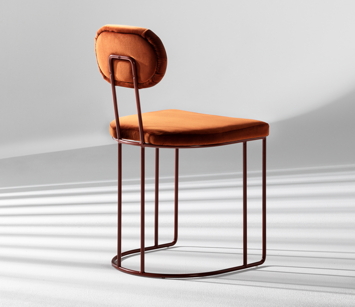 ACP Atelier | Sedis Chair | Exclusively available from Stylecraft