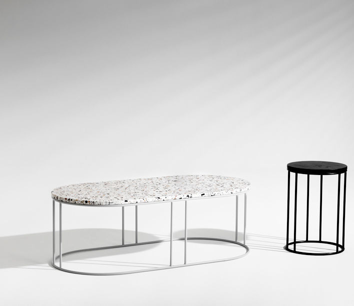 ACP Atelier   Sedis Coffee and Side Table   Exclusively available from Stylecraft