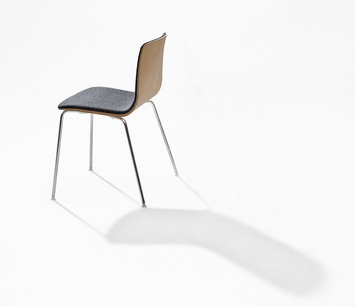Arper | Aava 4 Leg Chair | Exclusively available from Stylecraft