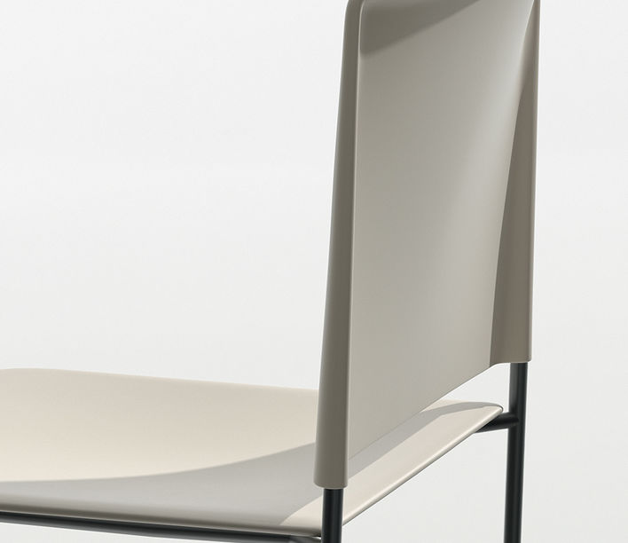 Arper | Stacy Chair | Exclusively available from Stylecraft