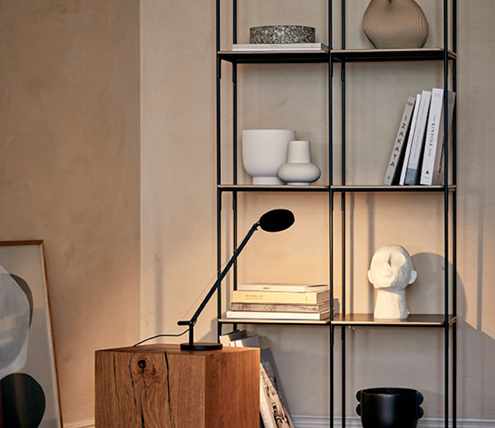 Demetra Table Light   Artemide Design   Available exclusively from Stylecraft