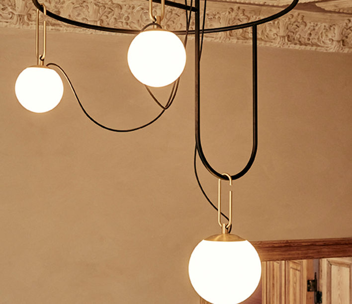 nh Suspension | Artemide Design | Available exclusively from Stylecraft