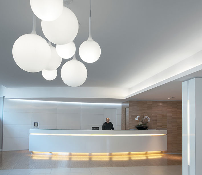 Castore Suspension   Artemide Design   Available exclusively from Stylecraft