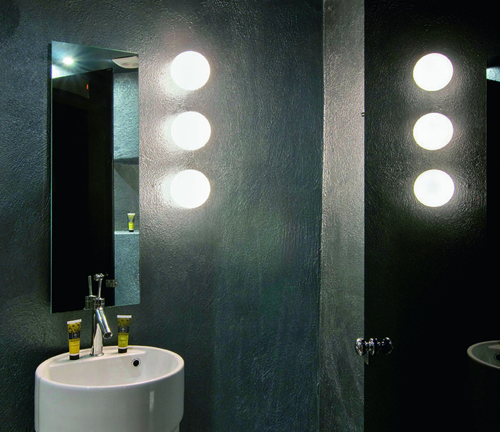 Dioscuri Wall/Ceiling   Artemide Design   Available exclusively from Stylecraft