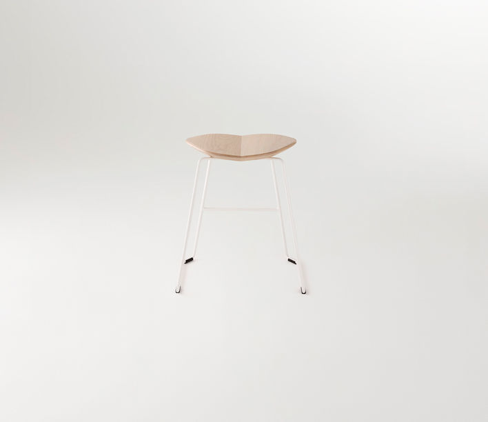 Ross Gardam   Duet Low Stool   Available exclusively from Stylecraft