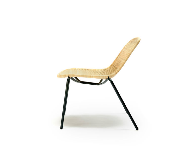 Feelgood Designs | Edwin Lounge Chair in Natural Rattan | Available from Stylecraft