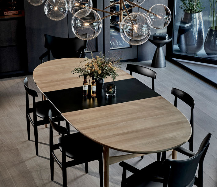 Oya Dining Table | Eikund | Available exclusively from Stylecraft