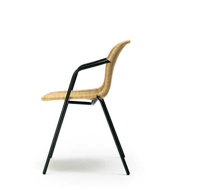 Feelgood Designs | Elliot Chair in Wheat Polyethylene | Available from Stylecraft