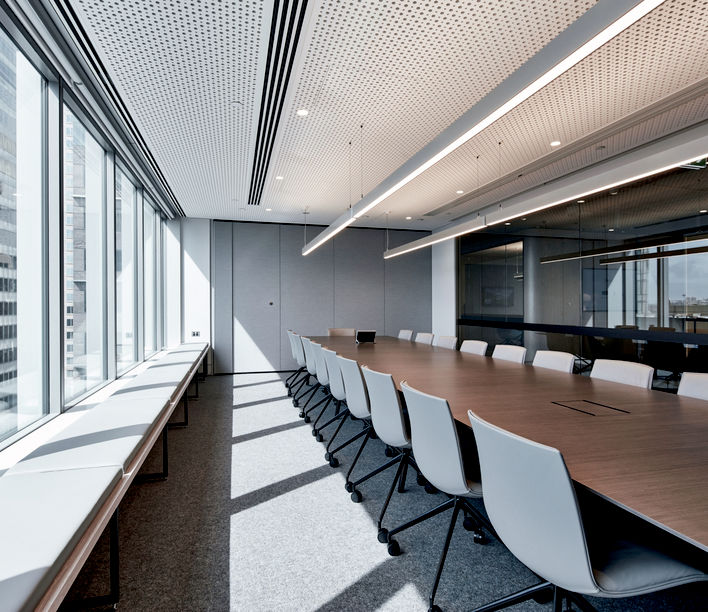 Wilson Asset Management, designed by Futurespace | Photography by Toby Peet