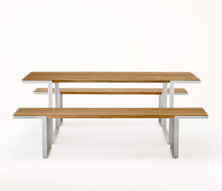 Arbor Bench by Urban Commons