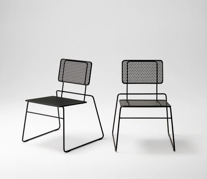 Studio McKeon   Paperclip Chair   Exclusively available from Stylecraft