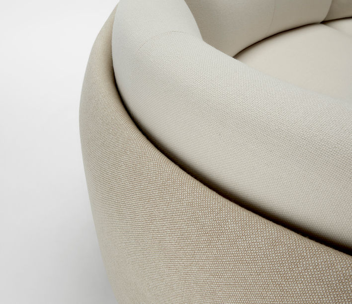 Ross Gardam | Place Curve Modular Lounging | Available exclusively from Stylecraft