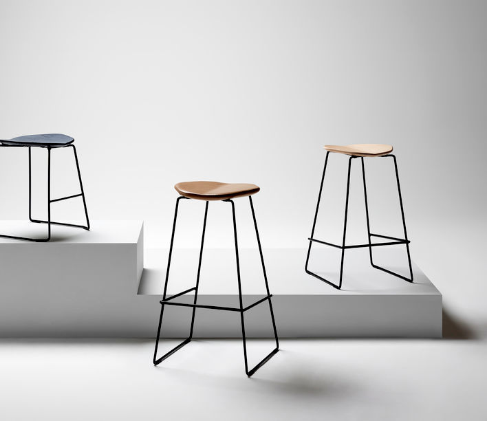 Ross Gardam   Duet Stool Range   Available exclusively from Stylecraft