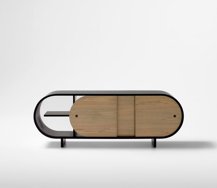 Elliat Rich | Different Thoughts Credenza | Exclusively available from Stylecraft