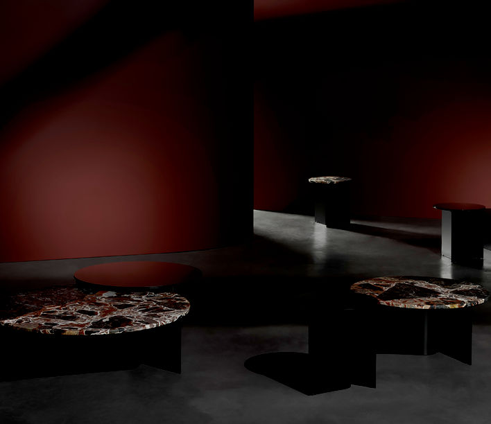 Stylecraft Ross Gardam | Breeze Table | Available exclusively from Stylecraft