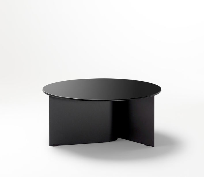 Ross Gardam | Breeze Table | Available from Stylecraft Ross Gardam | Breeze Table ⌀800 | Available exclusively from Stylecraft