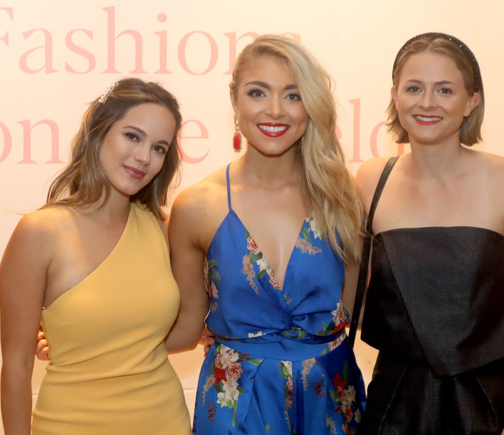 Melbourne Cup 2019   Stylecraft and FDC host luncheon at the Fullterton Hotel, Sydney