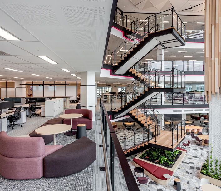 Aware Super | MPA Projects | Futurespace | Photography by Nic Smith