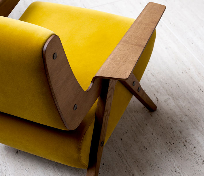 Tacchini   Lina Armchair   Exclusively available fromn Stylecraft