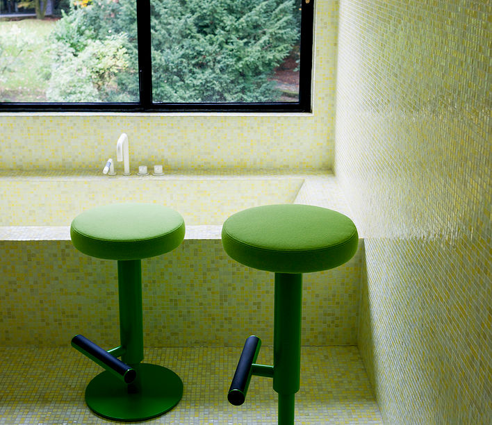 Tacchini | Fixie Stool | Exclusively available from Stylecraft