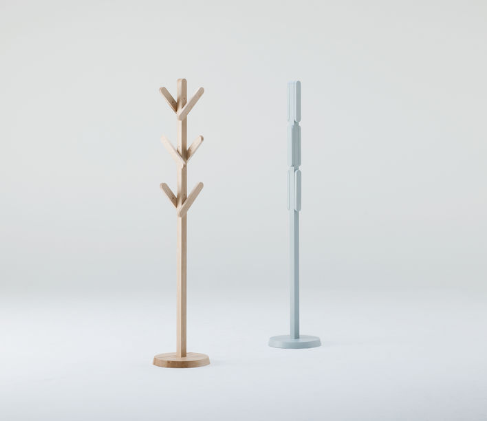 Signs Coat Stand