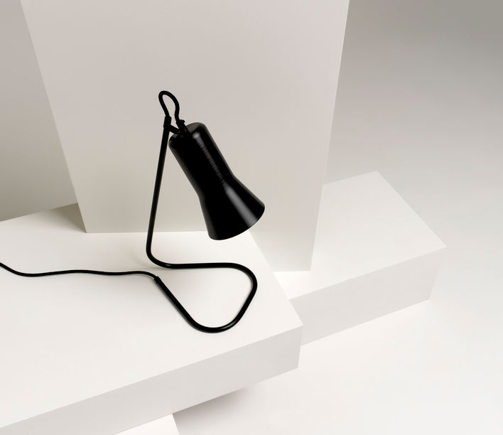 Ross Gardam | Silhouette Desk Lamp | Available from Stylecraft