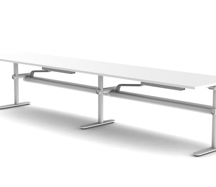 Thinking Works | Stix Workstation | Single Worktop | Exclusively available from Stylecraft