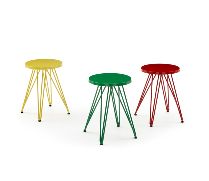 Stylecraft | Spike Low Stools