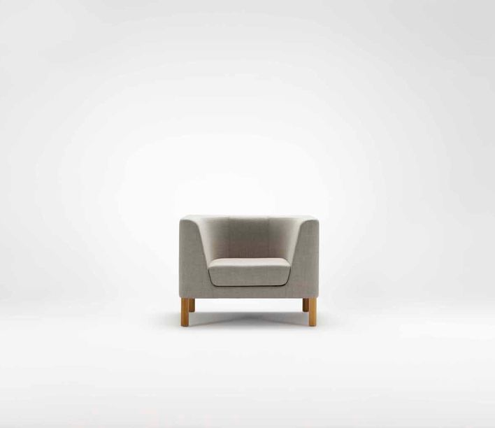 Ross Gardam | Tailored Armchair | Exclusively available from Stylecraft