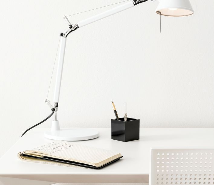 Tolomeo Table Light | Artemide Design | Available exclusively from Stylecraft
