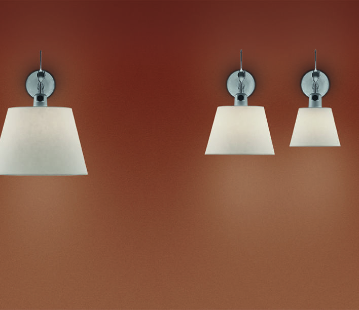 Tolomeo Wall Light   Artemide Design   Available exclusively from Stylecraft