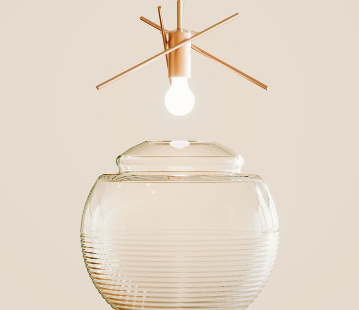 Vitruvio | Artemide Design | Available exclusively from Stylecraft