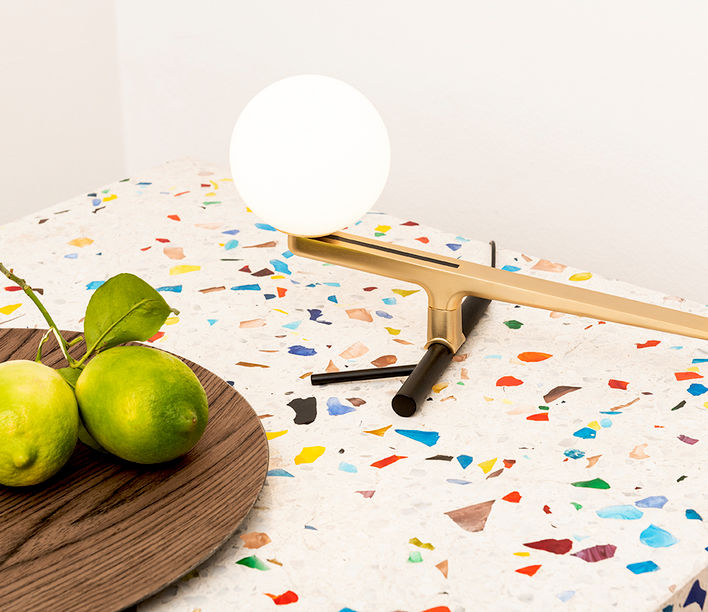 Yanzi Table | Artemide Design | Available exclusively from Stylecraft