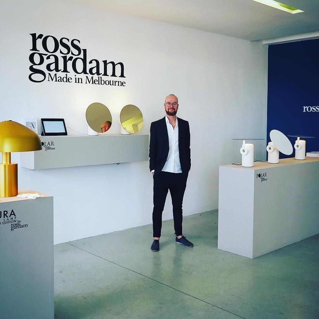 Ross Gardam at Ventura Lambrate