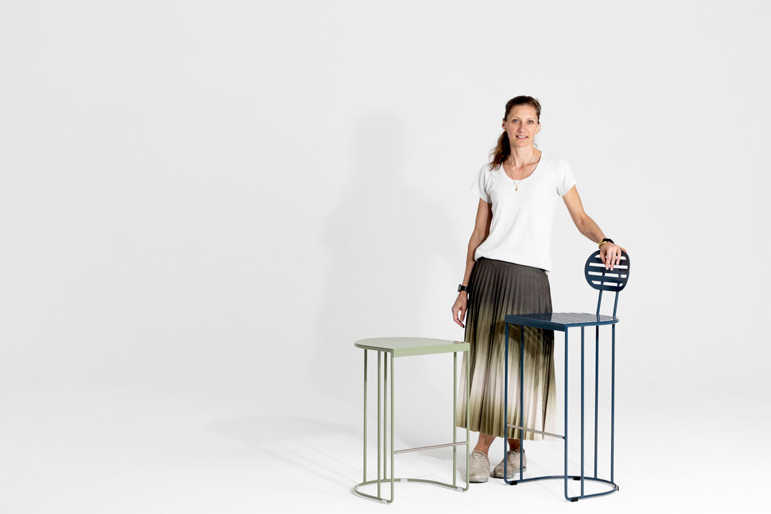 Anne-Claire Petre | Designer and Owner of acp atelier