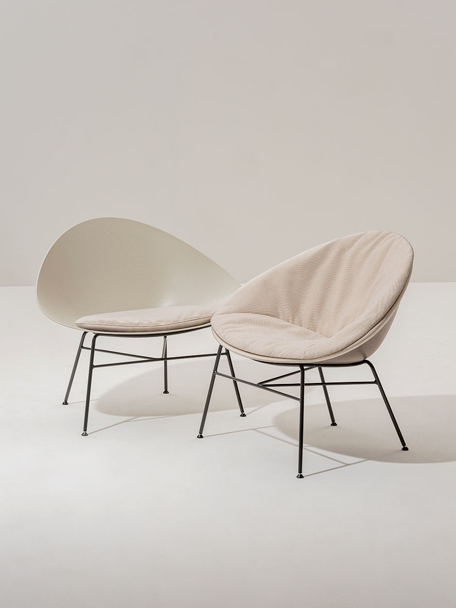 Arper | Adell 4 Leg Chair | Available exclusively from Stylecraft
