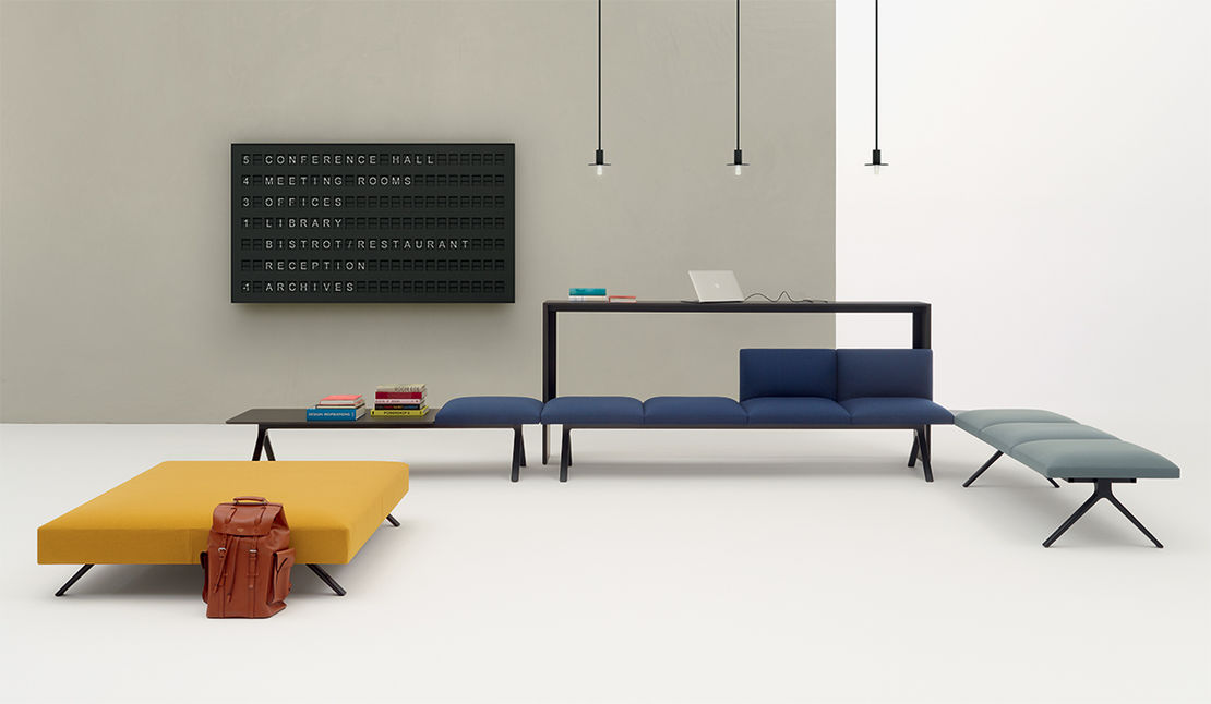 Kiik, designed by Isawaki Design Studio for Arper