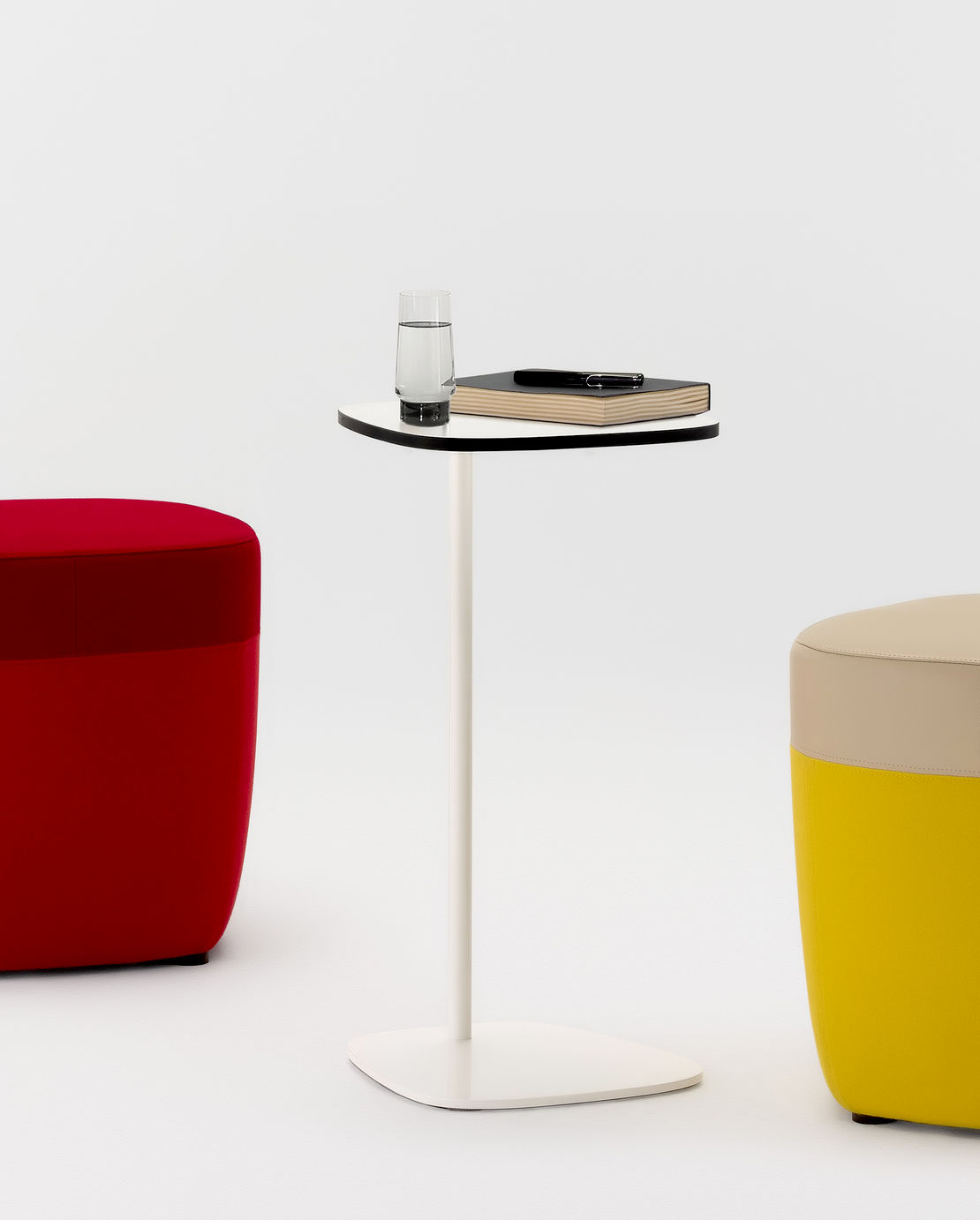 Bloom Freestanding Occasional Table